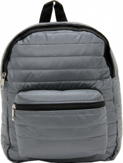 Cambridge Polo Club, Mini Parachute Backpack, Gray