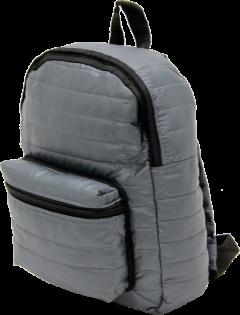 Cambridge Polo Club, Mini Parachute Backpack, Gray-1