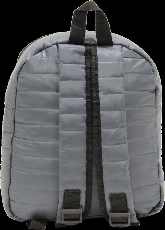 Cambridge Polo Club, Mini Parachute Backpack, Gray