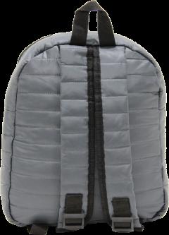 Cambridge Polo Club, Mini Parachute Backpack, Gray-3