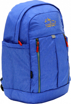 Cambridge Polo Club Plcan1669, Soft Backpack, Blue-2