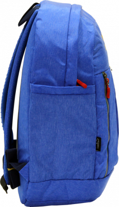 Cambridge Polo Club Plcan1669, Soft Backpack, Blue-3