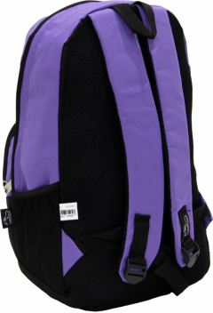 Cambridge Polo Club, Be Cool School Backpack, Purple-2