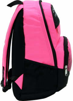 Cambridge Polo Club, Be Cool School Backpack, Pink-1