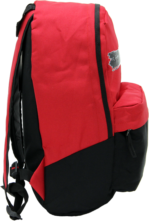 Cambridge Polo Club Plcan1658, Unisex Backpacks, Red