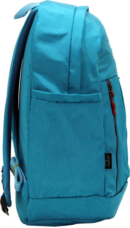 Cambridge Polo Club Plcan1669, Soft Backpack, Turquoise