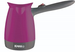 KRESS Hausegrate Electric Coffee Pot KKC-102 400 Ml-0