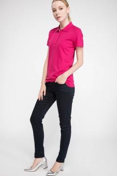Polo Tshirt Women Pink-1
