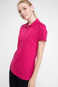 Polo Tshirt Women Pink-2
