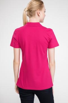 Polo Tshirt Women Pink-3