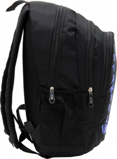 Cambridge Polo Club, Istanbul Backpack, Black-2