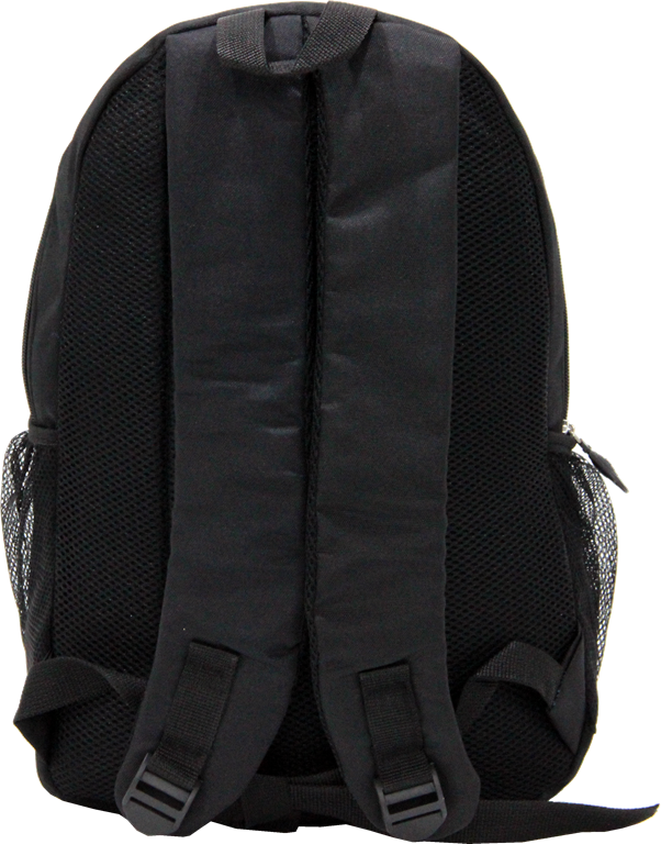 Cambridge Polo Club, Istanbul Backpack, Black