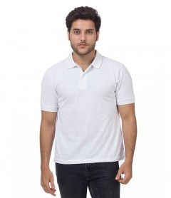 Polo Tshirt Men White