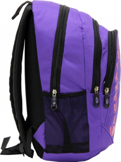 Cambridge Polo Club, Istanbul Backpack, Purple-2