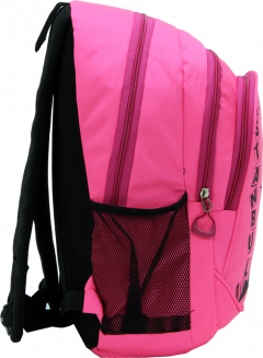 Cambridge Polo Club, Istanbul Backpack, Pink-2