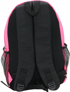 Cambridge Polo Club, Istanbul Backpack, Pink-3