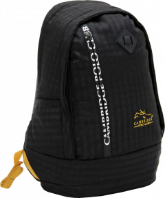 Cambridge Polo Club Plcan1715, Sport & Backpack, Black-1