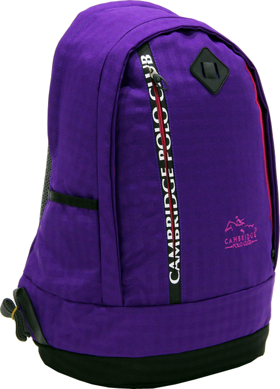 Cambridge Polo Club Plcan1715, Sport & Backpack, Purple