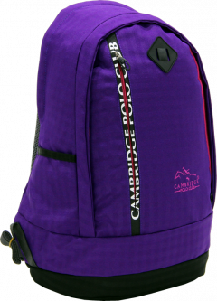 Cambridge Polo Club Plcan1715, Sport & Backpack, Purple-1