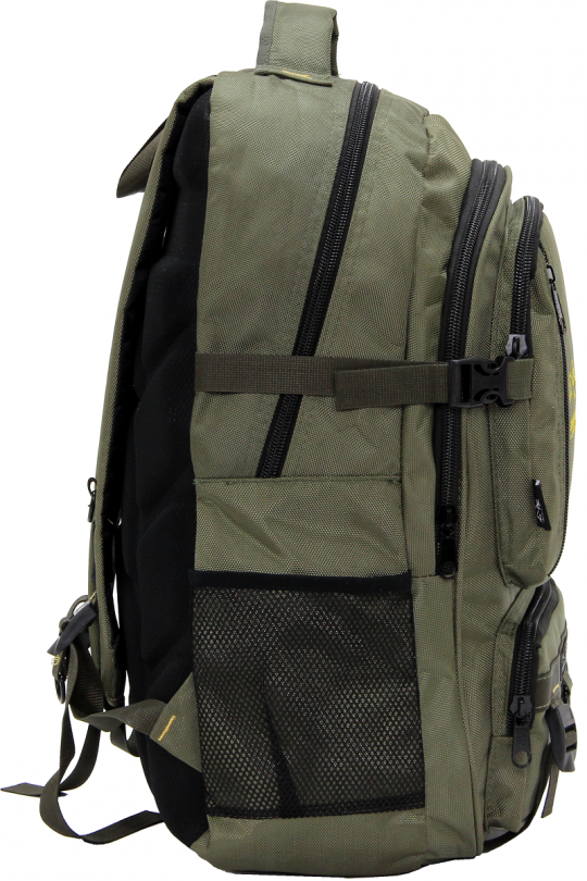 Cambridge Polo Club Pldgc90003, Mountaineer Backpack, Khaki