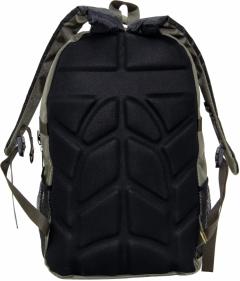 Cambridge Polo Club Pldgc90003, Mountaineer Backpack, Khaki-3