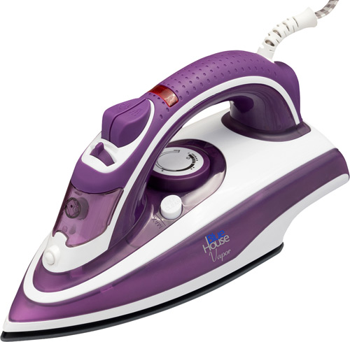 Bluehouse Bh317Sı Vapor Steam Iron Ceramic Base