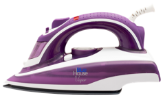 Bluehouse Bh317Sı Vapor Steam Iron Ceramic Base-1