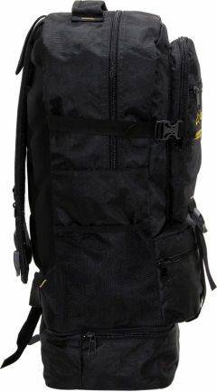 Cambridge Polo Club Pldgc90005, Mountaineer Backpack, Black-1