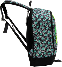 Cambridge Polo Club, Polka Dot Backpack, Water Green-2