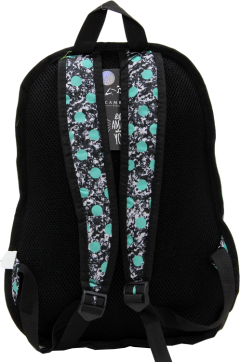 Cambridge Polo Club, Polka Dot Backpack, Water Green-3