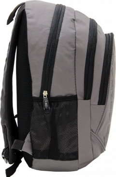 Cambridge Polo Club, Istanbul Backpack, Gray-2