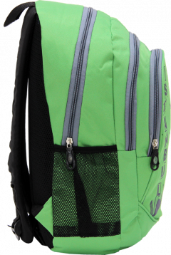 Cambridge Polo Club, Istanbul Backpack Bag, Green-2