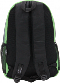 Cambridge Polo Club, Istanbul Backpack Bag, Green-3