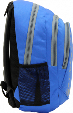 Cambridge Polo Club, Istanbul Backpack, Blue-2