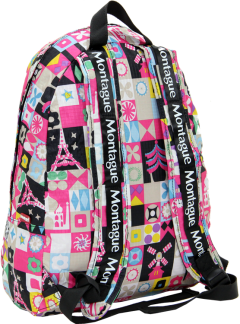 Montague Mbp-01, Foldable Backpack, Savanna-2
