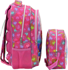 Deedsy, Nutritional Elementary School Bag, Embossed Printing-1