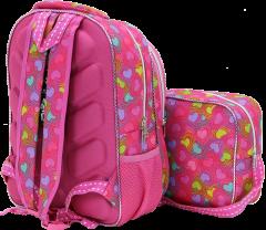 Deedsy, Nutritional Elementary School Bag, Embossed Printing-2