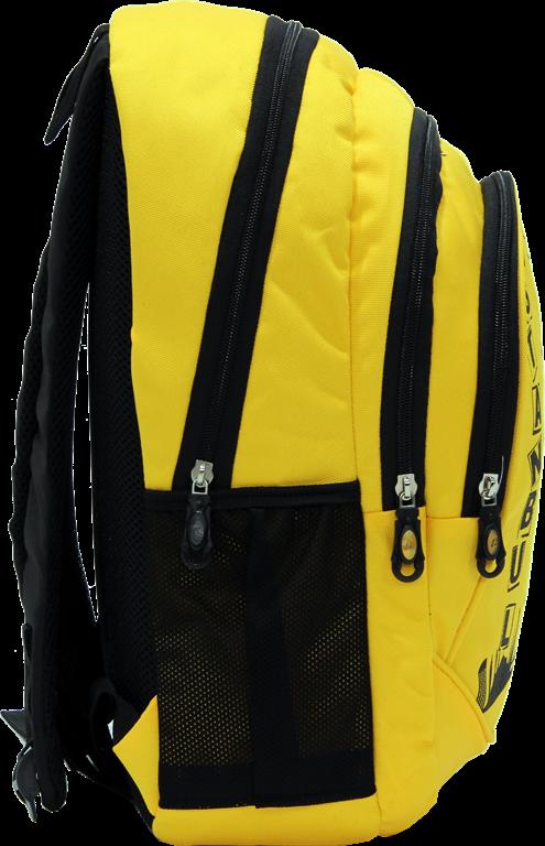 Cambridge Polo Club, Istanbul Backpack, Yellow