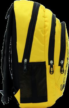 Cambridge Polo Club, Istanbul Backpack, Yellow-2
