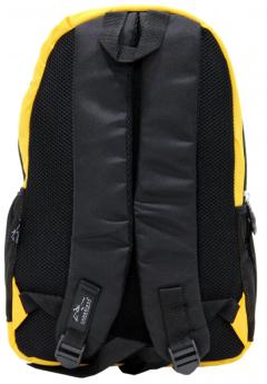Cambridge Polo Club, Istanbul Backpack, Yellow-3