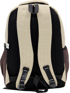 Cambridge Polo Club Plcan1726, School - Backpack, Cream-3