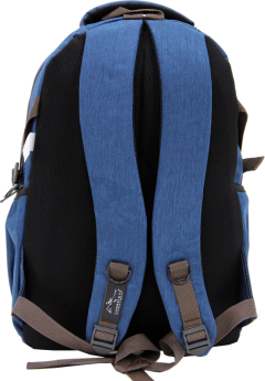 Cambridge Polo Club Plcan1663, 1979 Outback Backpack, Navy Blue-3