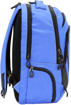 Cambridge Polo Club, Laptop Backpack, Blue-2