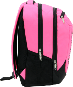 Cambridge Polo Club, School & Backpack, Pink-3