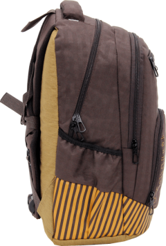 Cambridge Polo Club Plcan1680, Backpack, Coffee-3