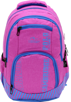 Cambridge Polo Club Plcan1680, Backpack, Pink-0