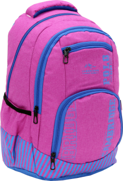 Cambridge Polo Club Plcan1680, Backpack, Pink-1