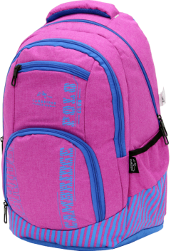 Cambridge Polo Club Plcan1680, Backpack, Pink-2