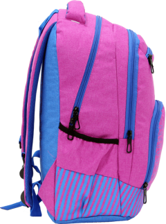 Cambridge Polo Club Plcan1680, Backpack, Pink-3