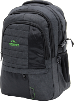 Cambridge Polo Club Plcan1729, Business Bacpack, Green-2